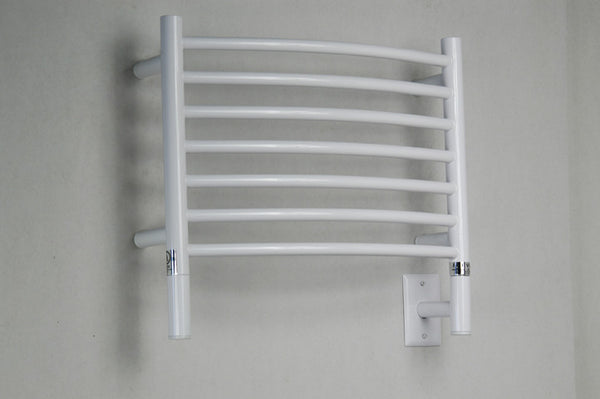 Amba Products Towel Warmer Hcw 20 H Curved White