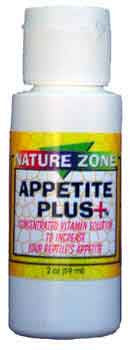 2 Quantity of Appetite Plus 1.7oz - Peazz.com