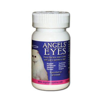 Angels' Eyes Tear Stain Supplement for Cats, 120 gm (4 oz.) - Peazz.com