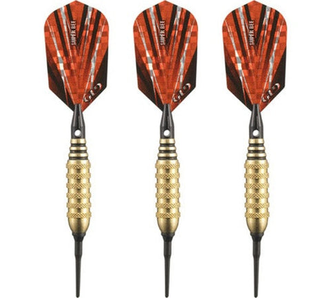 Viper Brass Super Bee Soft Tip Darts 16 Gram - Peazz.com