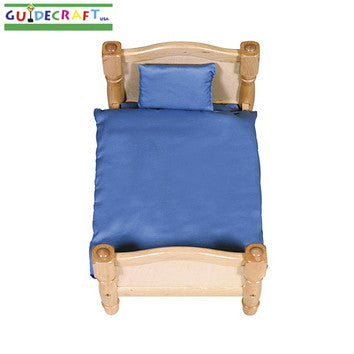 Guidecraft G98110 Doll Bed - Natural - Peazz.com