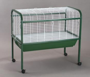 Small Animal Cage Deluxe With Stand 40x21x37 - Peazz.com