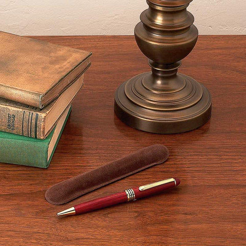 "Genuine Rosewood Executive Pen from the ""Hanover Collection"" by Alex Navarre - Peazz.com"