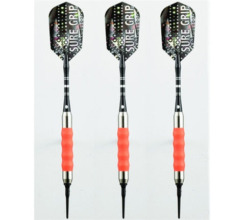 Viper Sure Grip Orange Soft Tip Darts 18 Gram - Peazz.com