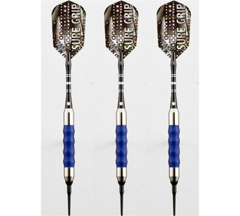 Viper Sure Grip Blue Soft Tip Darts 18 Gram - Peazz.com