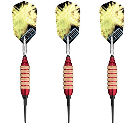 Viper Spinning Bee Red Soft Tip Darts 16 Gram - Peazz.com