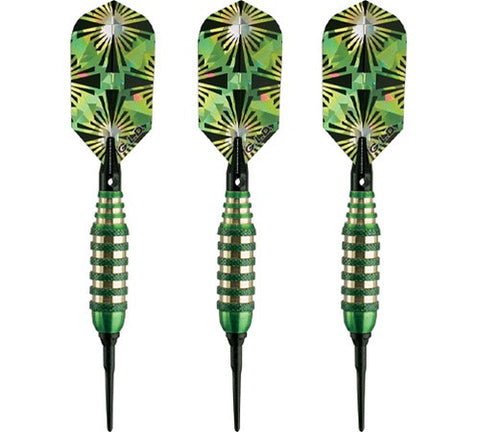Viper Atomic Bee Green Soft Tip Darts 16 Gram - Peazz.com