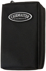 Casemaster 36-0901-01 Elite Jr Black Nylon Dart Case