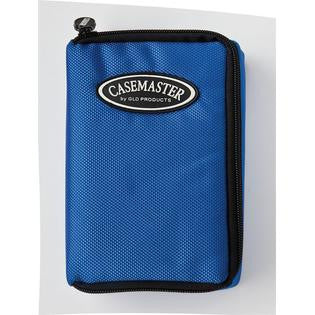 Casemaster 36-0902-03 Select Blue Nylon Dart Case
