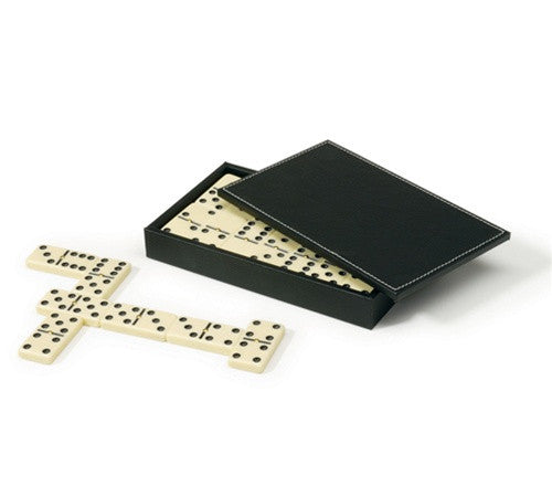 Mainstreet Classics Double Six Classic Dominoes Set