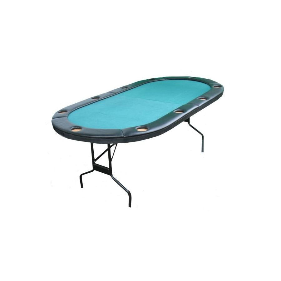 Fat Cat 64-2039 Folding Texas Hold'Em Table