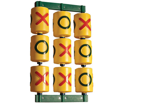 Gorilla Playsets 07-0010 Tic Tac Toe Spinner Panel - Peazz.com