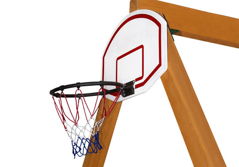Gorilla Playsets 07-0025 Basketballl Hoop Set - Peazz.com