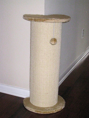 "GoPetClub Cat Tree Scratcher 29"" (F17) - Peazz.com"