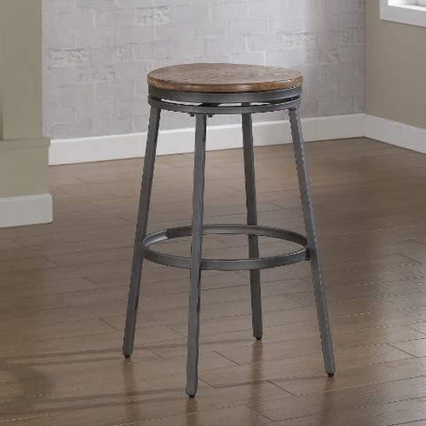 American Woodcrafters B1-100-30W Stockton Backless Bar Stool - BarstoolDirect.com