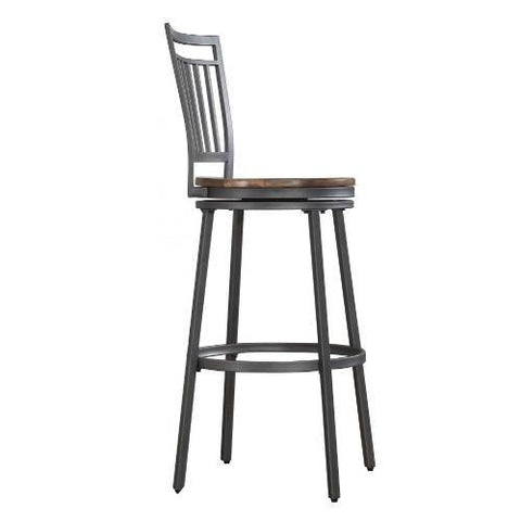 American Woodcrafters B1-101-25W Filmore Counter Stool - Peazz.com