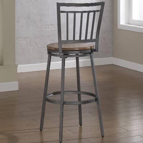 American Woodcrafters B1-101-30W Filmore Bar Stool - BarstoolDirect.com