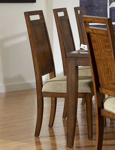 Homelegance 836CS Campton Side Chair - Homelegance - Set of 2 - Peazz.com