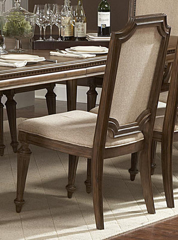 Homelegance 845S Eastover Side Chair - Homelegance - Set of 2 - Peazz.com