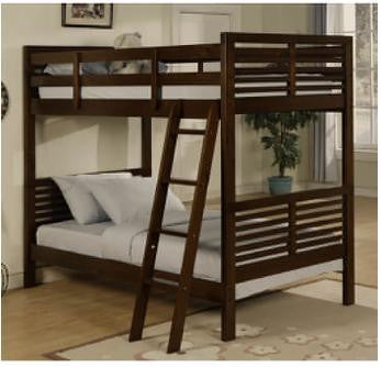 Homelegance Paula Twin Bunk Bed B1348-1