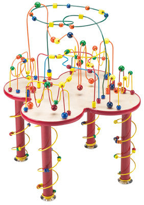 Anatex FTM9007 The Ultimate Fleur Rollercoaster Table - Peazz.com