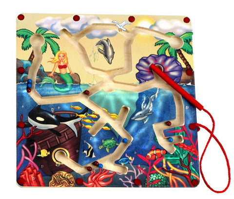 Anatex MSM6021 Magnetic Sea Life Maze - Peazz.com