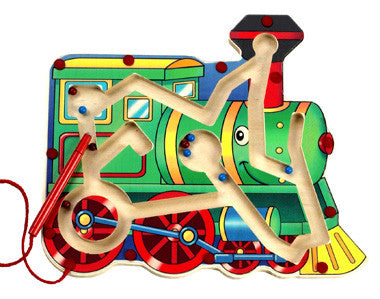 Anatex MTR6018 Magnetic Train Maze - Peazz.com