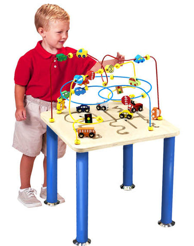 Anatex TJ2005 Traffic Jam Rollercoaster Table - Peazz.com