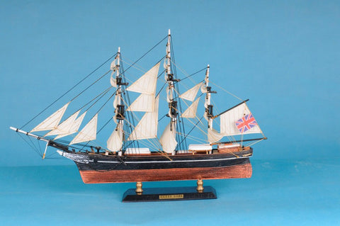 "Handcrafted Model Ships CS-LIM-15 Cutty Sark Limited 15"" - Peazz.com"