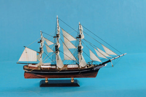 "Handcrafted Model Ships FC-LIM-15 Flying Cloud Limited 15"" - Peazz.com"