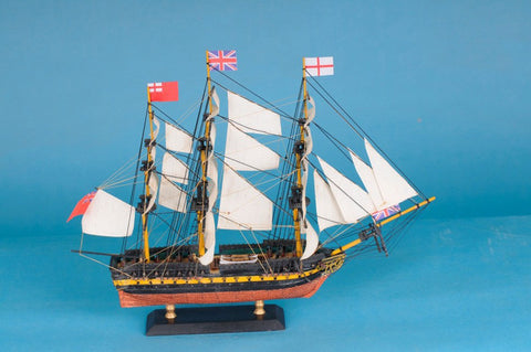 "Handcrafted Model Ships Surprise-LIM-15 HMS Surprise Limited 15"" - Peazz.com"