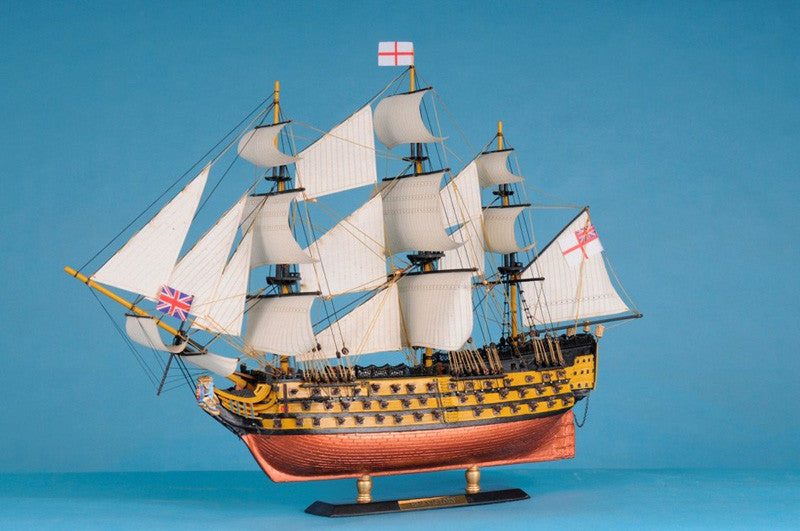 Handcrafted Model Ships Victory-LIM-21 HMS Victory Limited 21