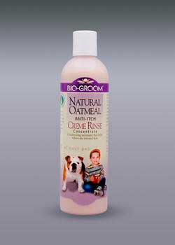 Natural Oatmeal Soothing Creme Rinse 12oz - Peazz.com