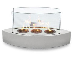Anywhere Fireplace Tabletop Fireplace-Lexington Model 90204 - Peazz.com - 1