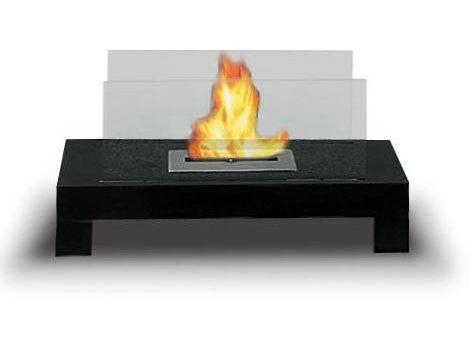 Anywhere Fireplace Indoor/Outdoor Fireplace-Gramercy Model 90296 - Peazz.com