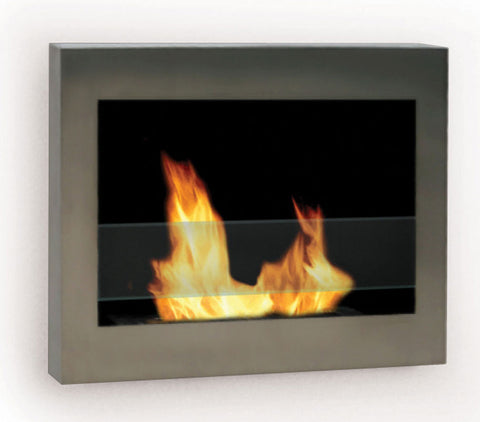 Anywhere Fireplace Indoor Wall Mount - SoHo Model 90299 - Peazz.com