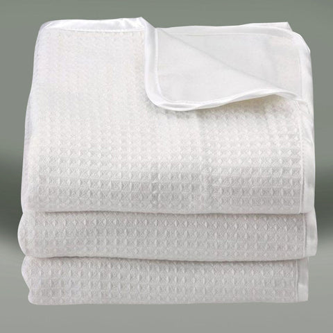 Foundations ThermaLux™ Blankets for Cribs - 6 Pack (CB-TL-WH-06) - Peazz.com