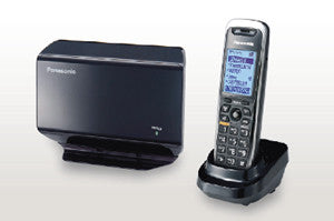 Panasonic DECT 6.0 Cordless Phone KX-TGP500B04 - Peazz.com