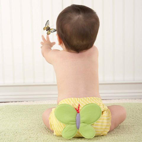 Butterfly Bloomers For Fluttering Bums (6-12 months) - Peazz.com