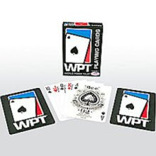 Trademark Poker 10-Wptbk Wpt Cards Black Back - Peazz.com