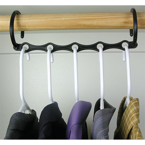 82-5523 Set Of 10 Magic Hangers - As Seen On T.V. - Peazz.com
