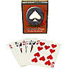 Trademark Poker 10-Tmdeckblu Trademark Pokert Premium Playing Cards - Blue - Peazz.com