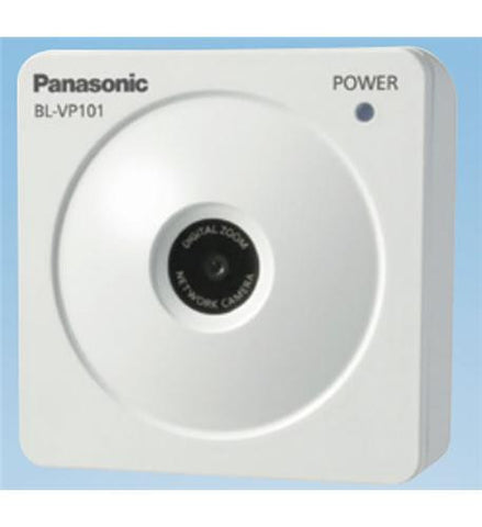 Panasonic Warranty BL-VP101P VGA 640 x 480 H.264 Network Camera - Peazz.com