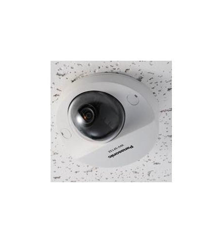 Panasonic Warranty WV-SF132 VGA (640x480) H.264 Dome POE Camera - Peazz.com