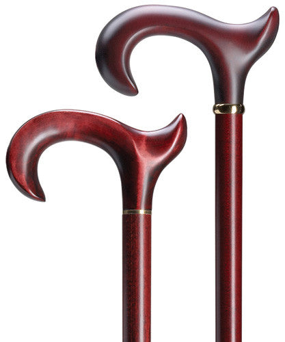 Harvy Men's Maple X-Long Anatomical Handle Cane