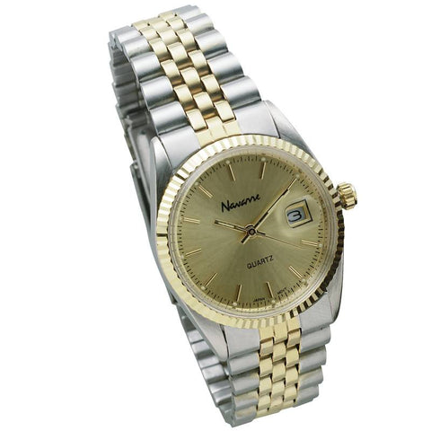 Alex Navarre Men's Quartz Watch - Peazz.com