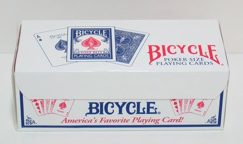 12 Decks - Bicycle 808 Rider Back Playing Cards - Peazz.com