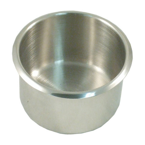 Stainless Steel Cup Holder - Large - Peazz.com