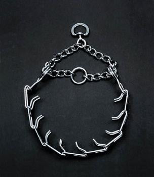 "C Chain Pinch Collar X - large 4.0mm 22"" - Peazz.com"