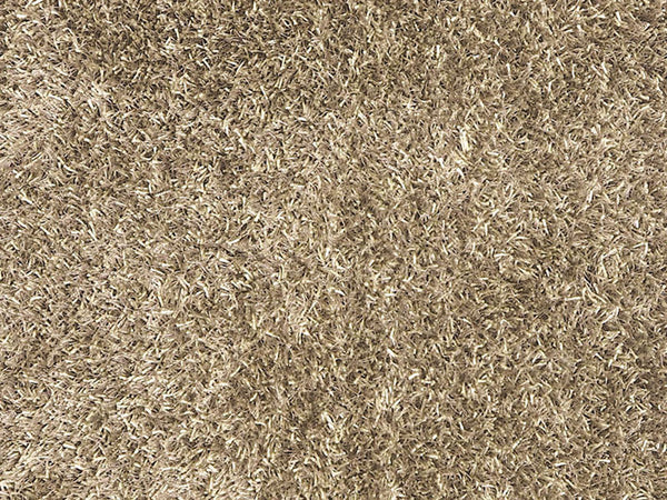 Jaipur Rugs Rug101769 Shag Solid Pattern Polyester Taupe